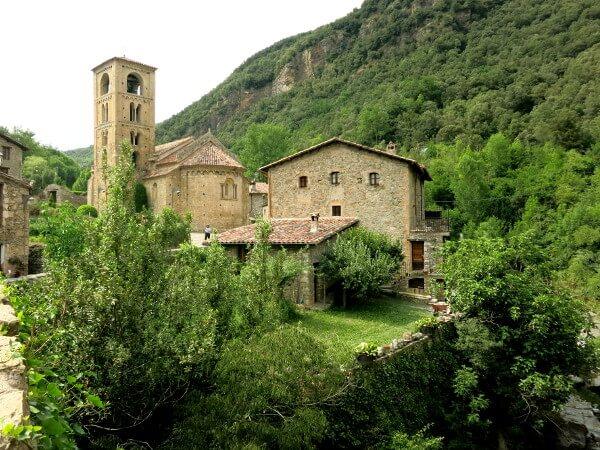 Beget Dorf Kirche