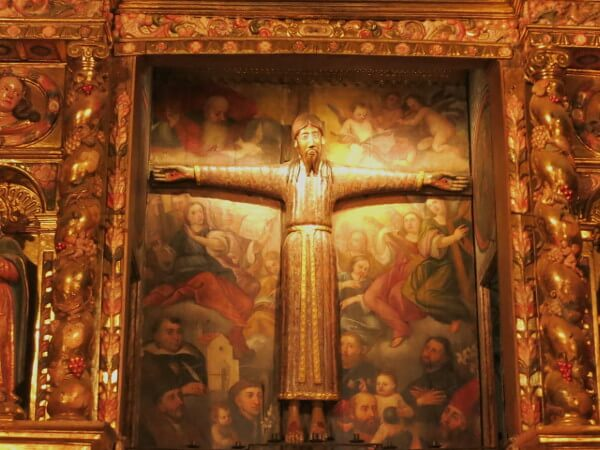 Beget Kirche Jesus Majestat