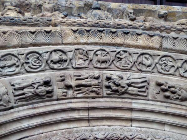 Bogen Portal Kloster Ripoll