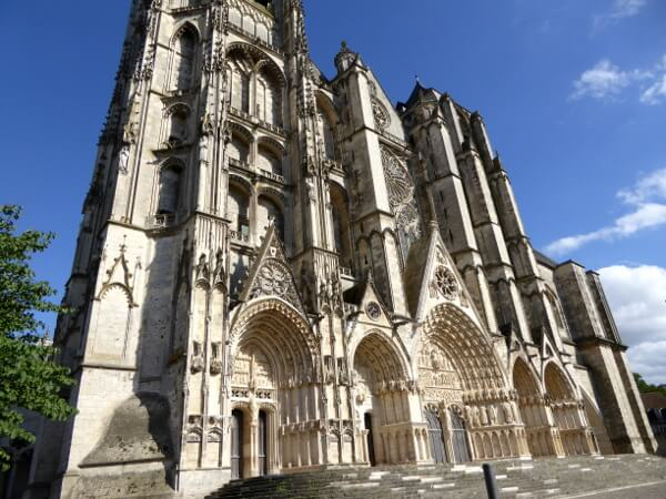 Bourges Kathedrale