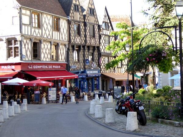 Bourges Zentrum