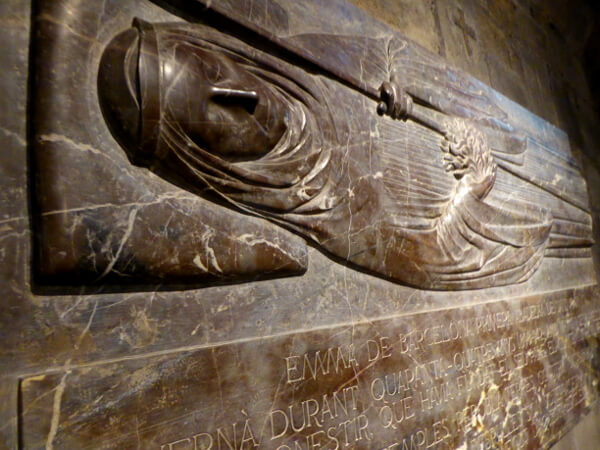 Emma de Barcelona San Joan de les Abadesses