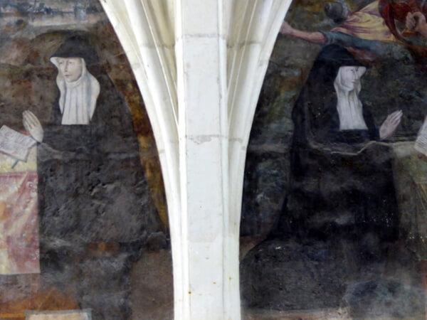 Fontevraud Kapitelsaal Kloster