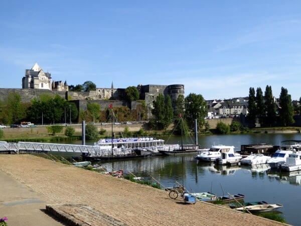 Hafen Angers Anjou