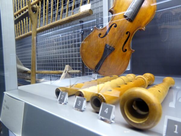 Instrumente der hirten Museum ripoll