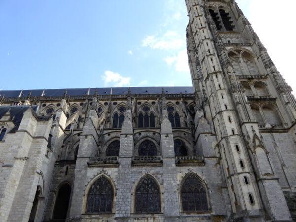 Kathedrale von Frankreich