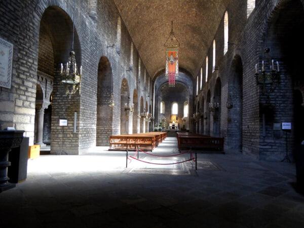 Kirche Ripoll Kloster