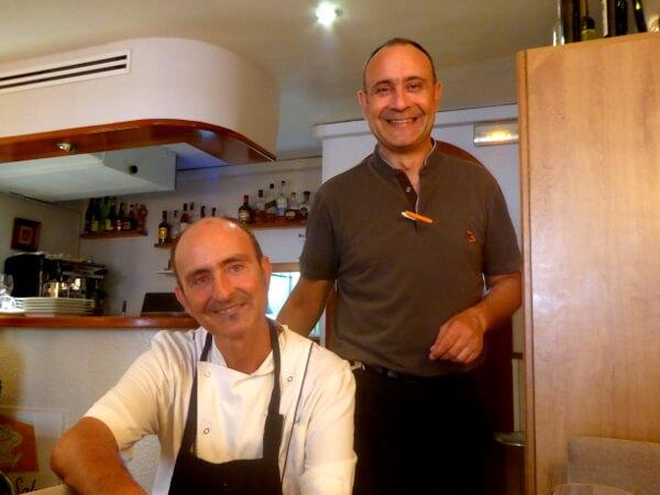 La Salseta Sitges Toni und Valenti Mongay Slow Food