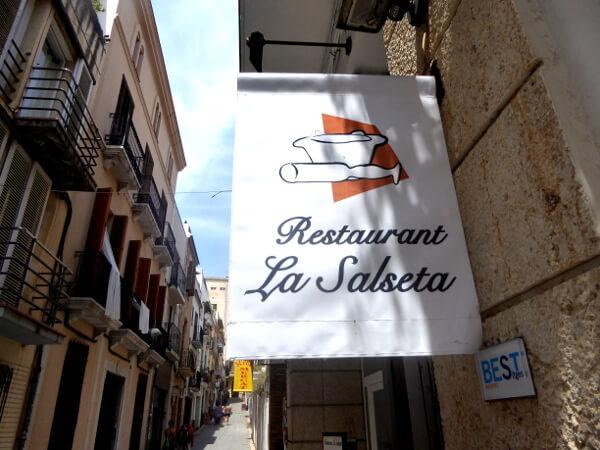 La Salseta Slow food Sitges