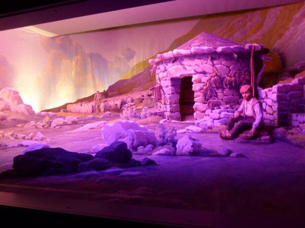 Museum in Ripoll Szene