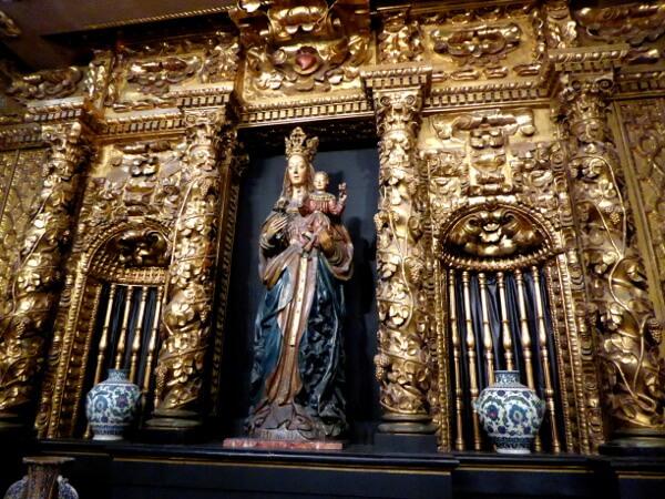 Palau Maricel Kapelle