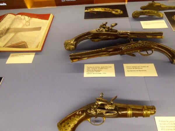 Pistolen ripoll Museum