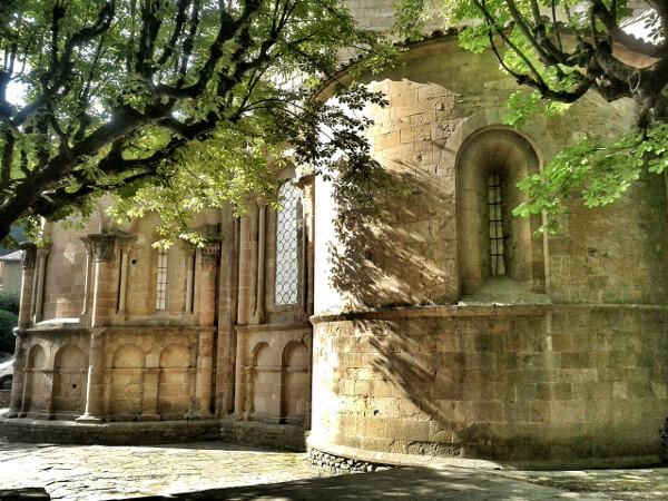 San Joan de les abadesses Kloster
