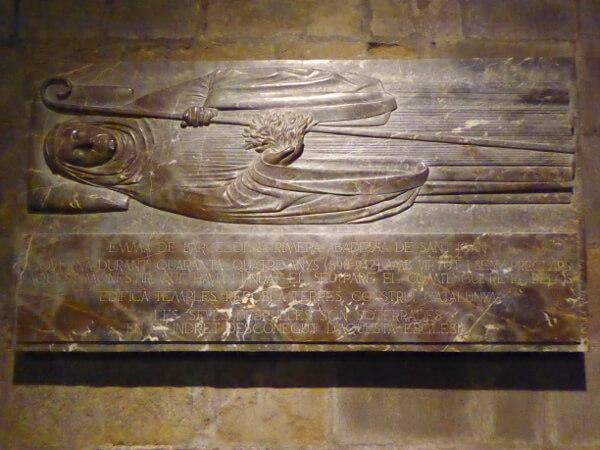 San joan de les Abadeses Emma de Barcelona