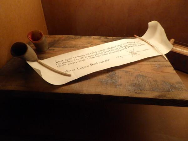 Skriptorium Ripoll wie schrieben die Mönche