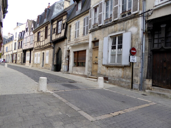 Strasse Frankreich