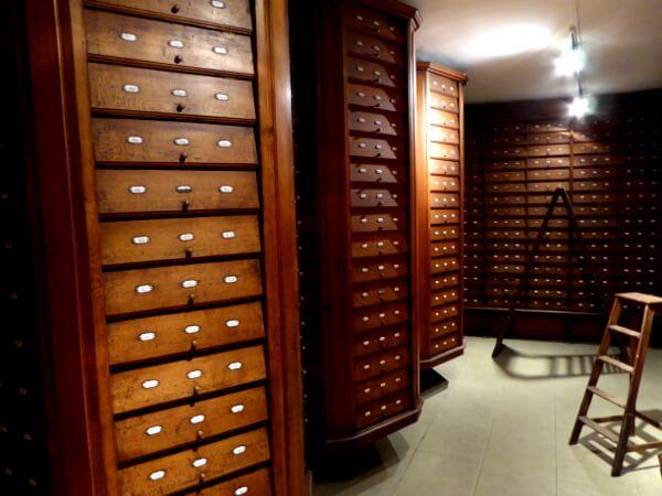 büro Museum Bouvet Ladubay Anjou Loire