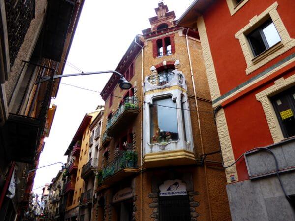 camprodon carrer valencia modernisme casa
