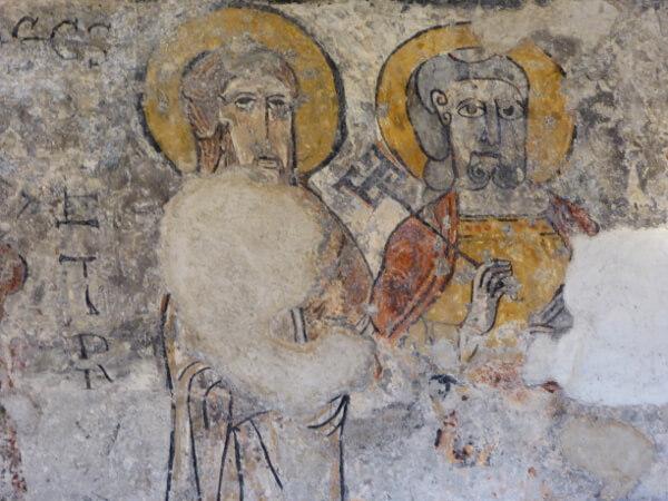 doppelter Petrus romanisch Dorria