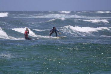 Surfen auf Fuerteventura 1