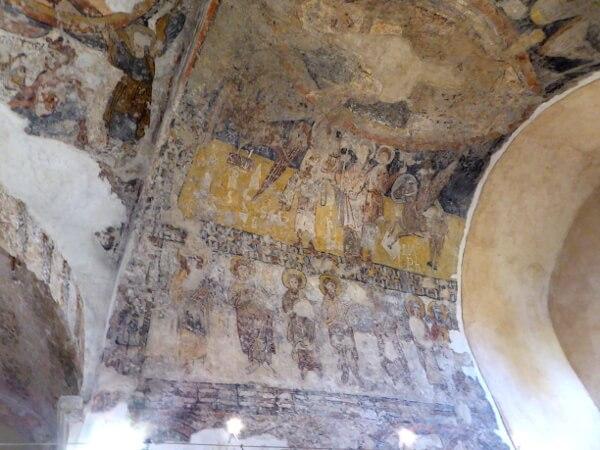 romanische Kunst Kirche San Victor Dorria