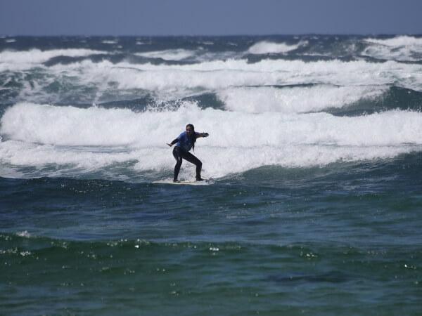 surfen auf Fuerteventura planet Surfcamp