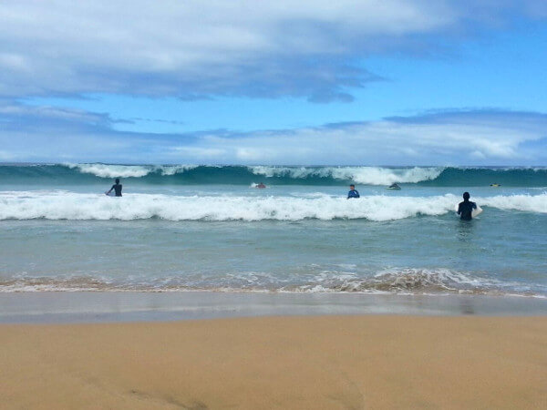 surfer am strand planet surf