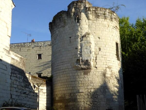 Alter wachturm Saumur