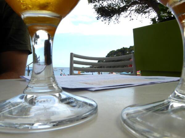 Bierchen in Llafranc