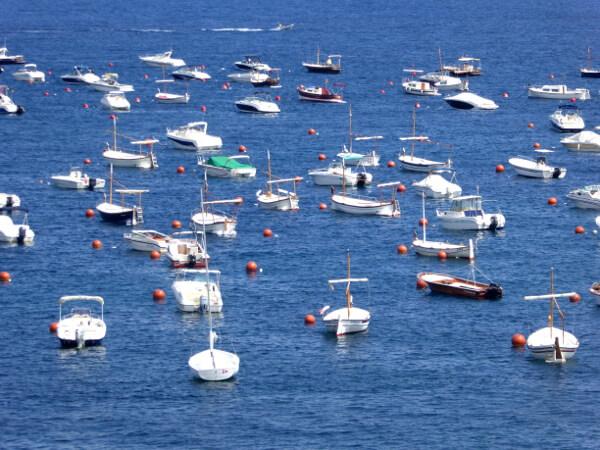Boote costa Brava Palafrugell