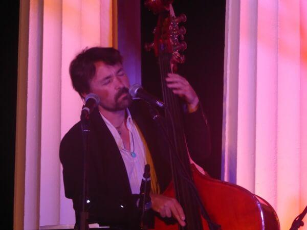 Eva fernandez Group kontrabass jazz nits marimurtra