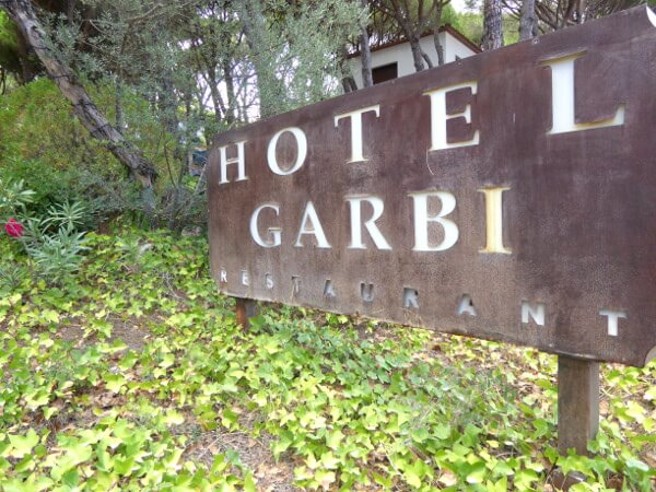 Hotel Garbi Calella REstaurant