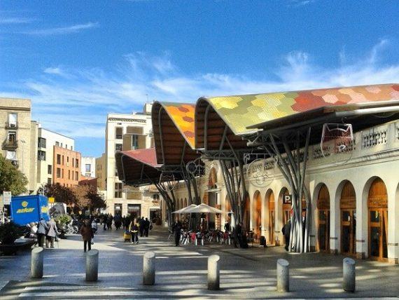 Marktbummel in Barcelona: Mercat Santa Caterina 8