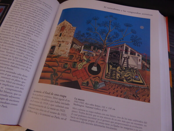 Miro Museum Barcelona Katalog La Masia