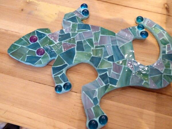 Mosaik Basteln Barcelona