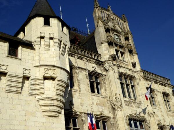 Rathaus Saumur
