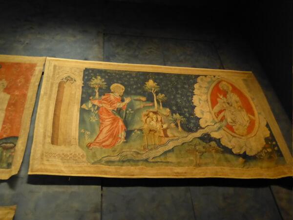 bilder Teppich der Apokalypse Schloss Angers