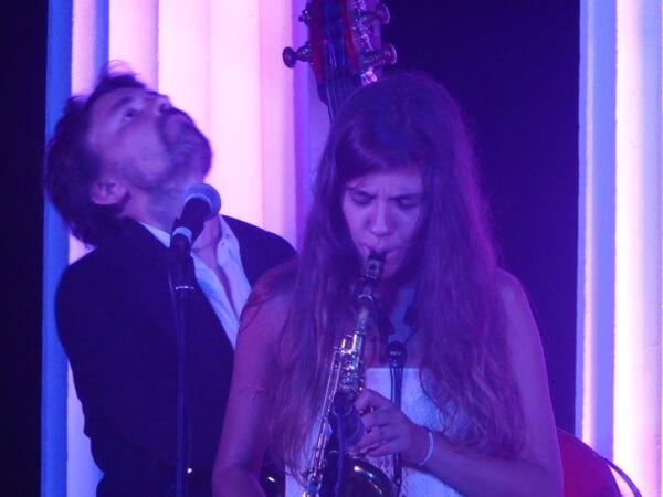 eva fernandez group jazz blanes