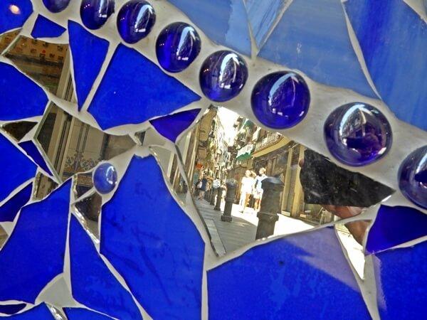 laden mosaicoos mosaik barcelona