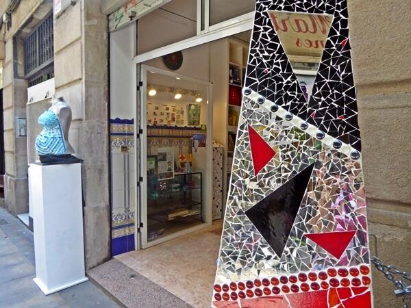 mosaicoos kreativ in barcelona