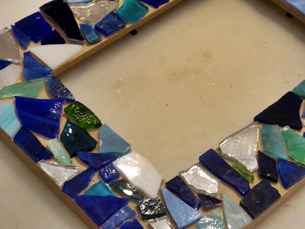 mosaik kreativ barcelona blau