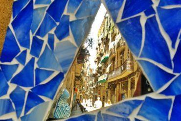 Kreativ in Barcelona - ein Mosaik für Anfänger 12