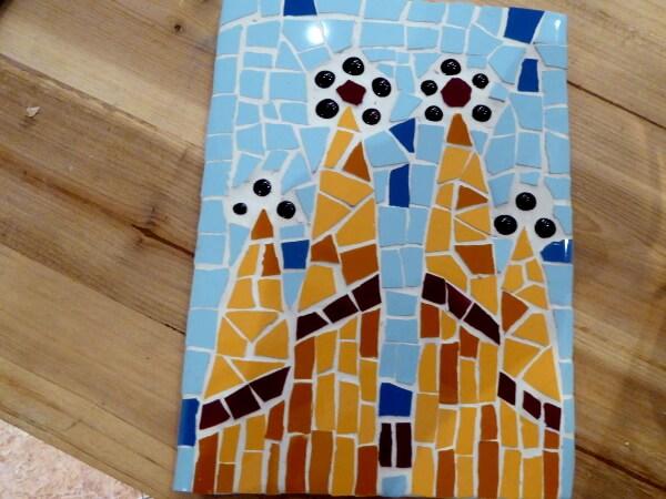 mosaik sagrada familia