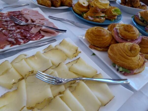 Agriturismo emilia romagna frühstück san ruffillo