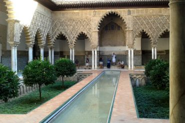 Tausendundeine Nacht - der Alcázar in Sevilla 32