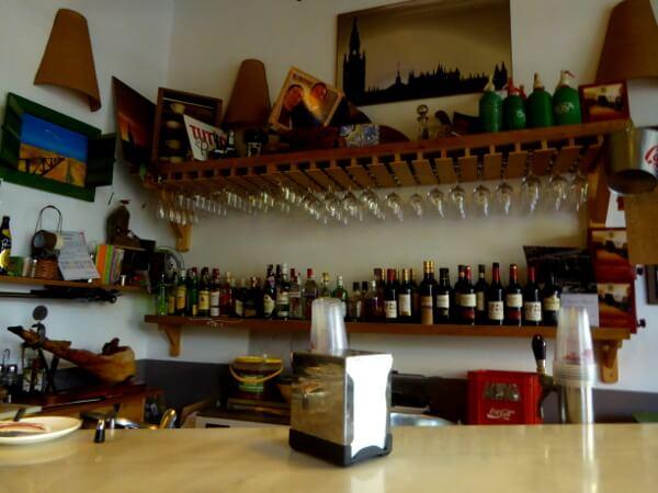 Bar Triana la entrañable Sevilla