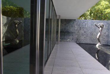 Gerade Linien - der deutsche Pavillon 4