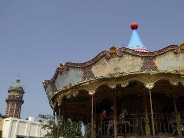 Tibidabo - ein kitschig, altmodischer Vergnügungspark 18
