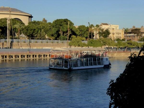 Boot Gadalquivir Triana Sevilla