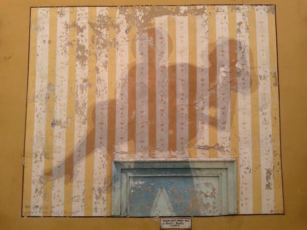 biennale del Muro dipinto schatten